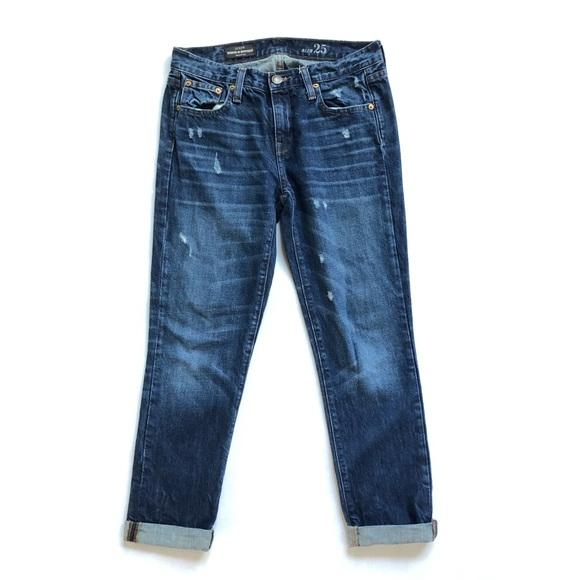 J. Crew Denim - J. Crew Broken Boyfriend Jeans Size 25